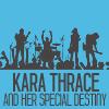the empress: BSG:Kara Thrace Band