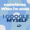 Saphira: Google myself