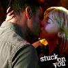 sv/spn - chloe/dean - kiss