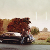 |528491| wishful feather ⇧: Dean Sam & the Impala
