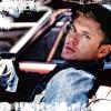 Dean in car