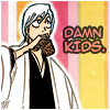 Silvia: damn kids