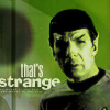 Spock Strange