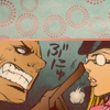 Shiori: bear and fox