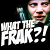 """BSG // Kara """"What the Frak?!"""""""
