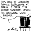Shannon the I Just Get These Headaches: Calvin & Hobbes - TV