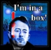 I'm in a box!
