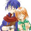 Ike: brother and sister