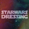 the star wars dressing room