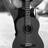 maureen: bw guitar back