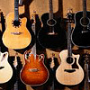 maureen: wall o' guitars