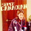 False gods are just as good, y'know.: Super!Canadian
