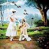 mary poppins: mary/bert