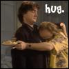 Scratchy: hug
