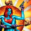 Kali: Mystique as Kali