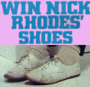 Win Nick Rhodes' Shoes!