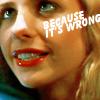 WeHo M.: BtVS - Dirty!Bad!Wrong