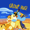 GROUP HUG d'awwww