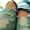 Lil Miss Morgan Dork: Ripped Jeans