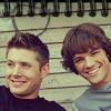 Dreamer: (J2) Smile boys.