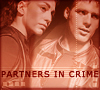 Layton Colt: john/aeryn partners in crime