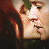 Late Night Drops of Random: Dean and Anna kiss