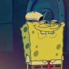 spongebob - happy face