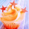 cupcakecrusaders : star cupcake