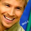 Brian smile