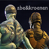 Hellboy - Abe and Kroenen