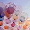 courtney: balloons.
