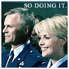 Bones: SG1 - Sam/Jack - Doing it
