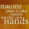 HP -- badfiction quotes -- Nagini