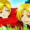 ღ annie: FMA [Elrics in the grass]