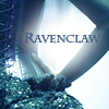 redvelvetcanopy: Ravenclaw Dress Back
