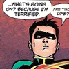 [dc comics] tim confused