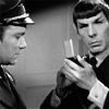 spock - communicator