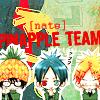 # N A T E: Pinapple team