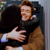 Doctor who:Martha/Doctor hugging