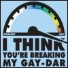 Broken Gay-Dar