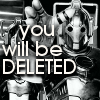 Doctor Who - Cyberman - You Will Be Dele