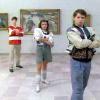 Ferris Beuller - Art Pose