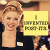 Romy and Michele - Invented Post-Its