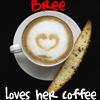 ☆Bree☆ ♫: bree - loves coffee