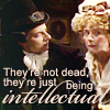 Blackadder intellectual