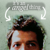its an angel thing