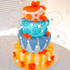 Cake Made By Charm City Cakes