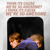 SPN awesome brothers