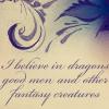 Tina: fantasy quote