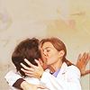 Tiana: tv; Meredith & Derek  ~ elevator kiss ~
